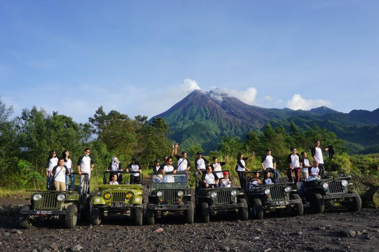 MERAPI SUNRISE TOUR