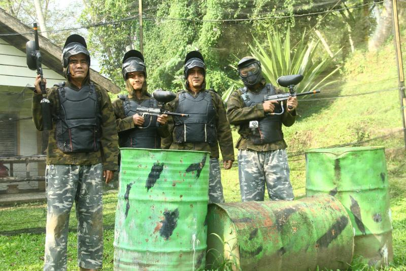 Paintball Puri Asri Magelang