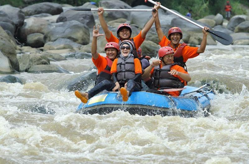 Harga Rafting Sungai Progo