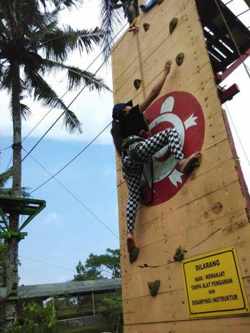HIGHROPES CHALLENGE PURI ASRI